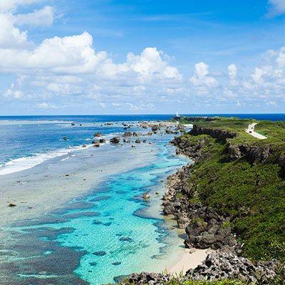 宮古島被譽為沖繩祕境。 (圖∕shutterstock.com)