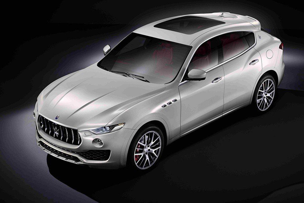 近日Maserati終於正式對外公布,旗下首款運動型SUV─Levante。 摘自Maserati.com