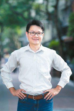 冉色斯創意總監蘇俊旭