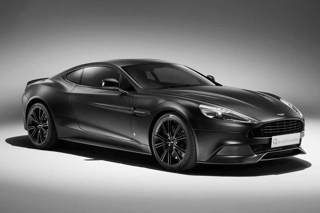 Aston Martin Vantage/Vanquish新車 將提前亮相