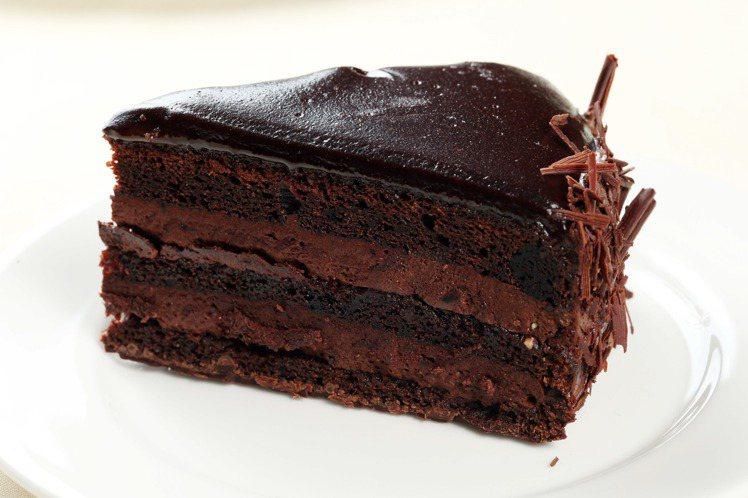 沙赫蛋糕。記者陳瑞源/攝影