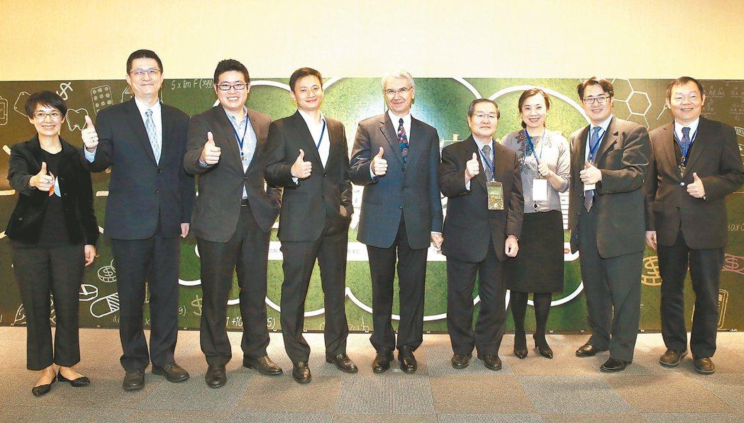 聯合報系願景工作室、聯合報健康事業部、北榮高齡醫學中心主辦的2016後青春的安老...