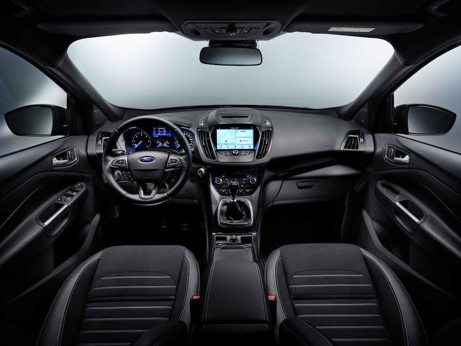 內裝上改變幅度不大,著重在操作介面的更動。 Ford提供