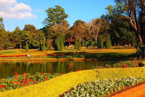 眉苗皇家公園是觀光客在眉苗的必訪之地。  photo credit:Paul ...