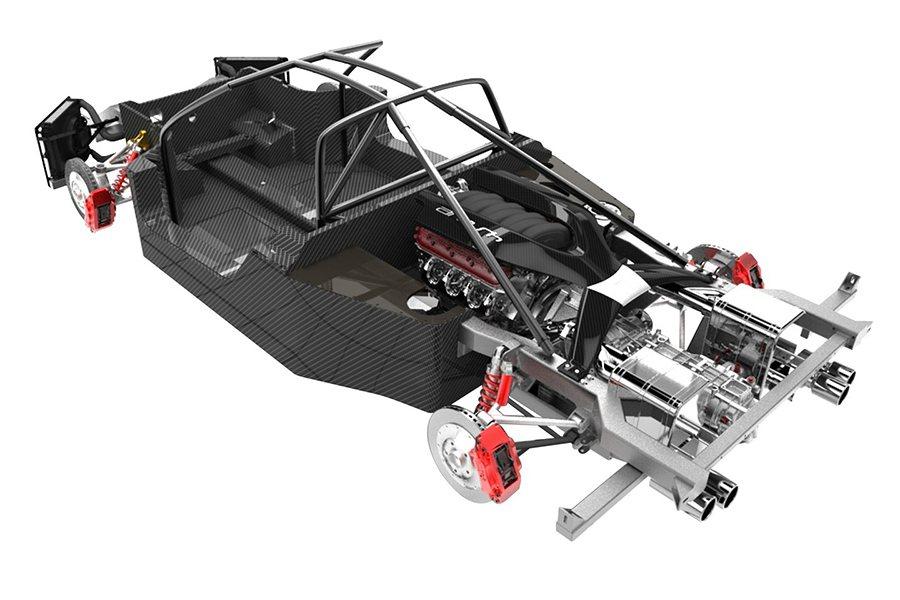 AF10超跑 Arash Motor提供
