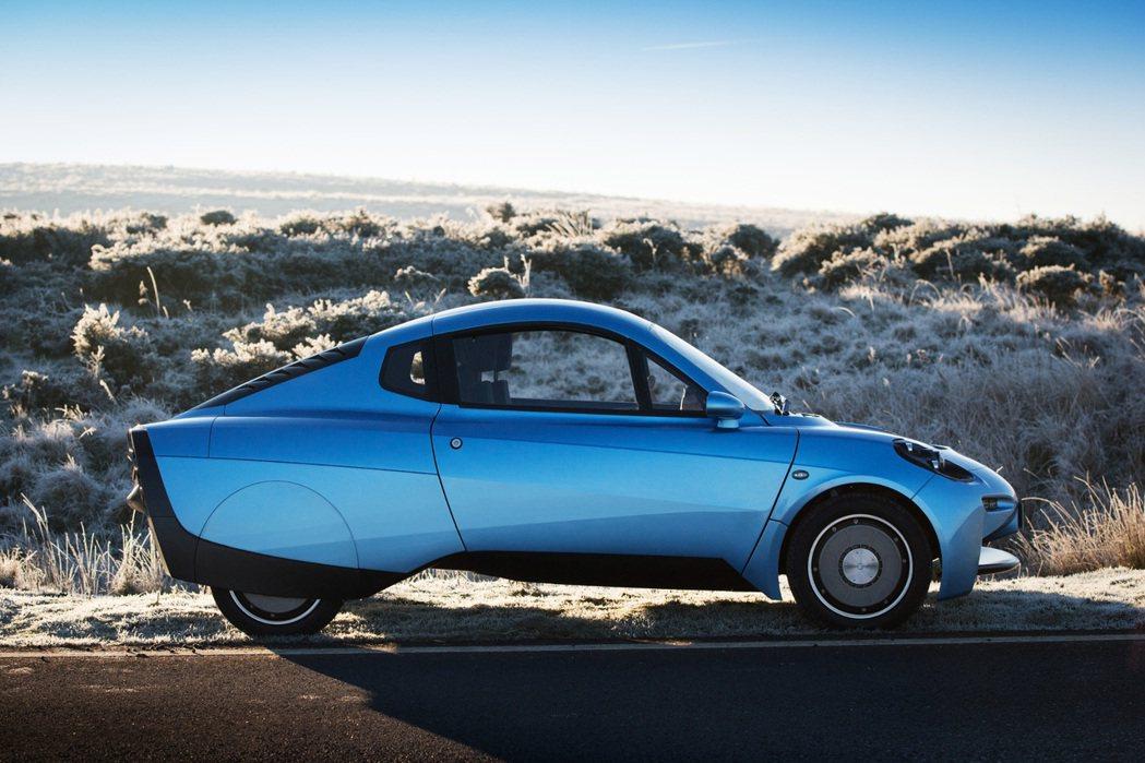 英國Riversimple製造商,打造一款名為Rasa的微型車,以符合都會車使用需求。 摘自Riversimple.com