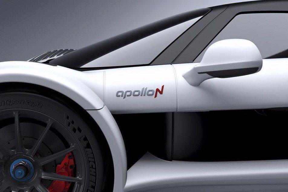 端看Apollo S的性能實力,0~100km/h衝刺僅需2.9秒,因此Apol...