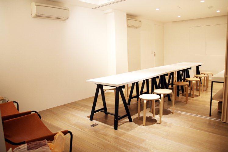 10/10HOPE永康旗艦店每月舉行2~3門講座。圖/10/10HOPE提供