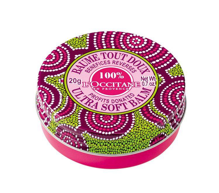歐舒丹玫瑰乳油木果油蘊含98.6%乳油木果油以及大馬士革玫瑰精華油,20gX3/...