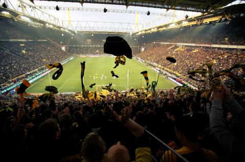 德國足球三城記之三:多特蒙德的後工業足球夢