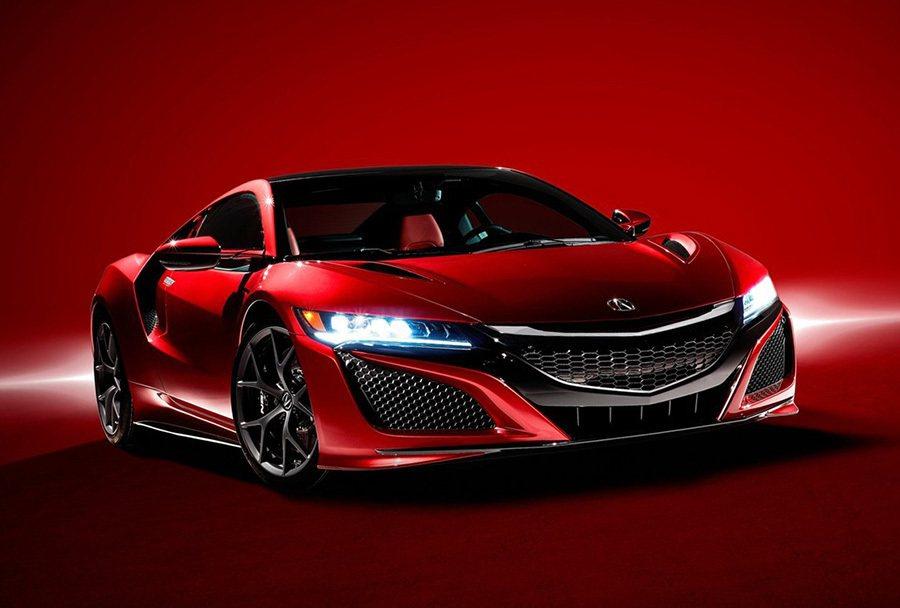 ACURA NSX超跑 Acura提供