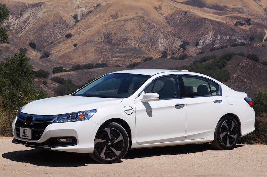 新的PHEV系統會搭載在下一代的Honda Accord Plug-in Hybrid車款上。圖為現行款Accord。 Honda提供