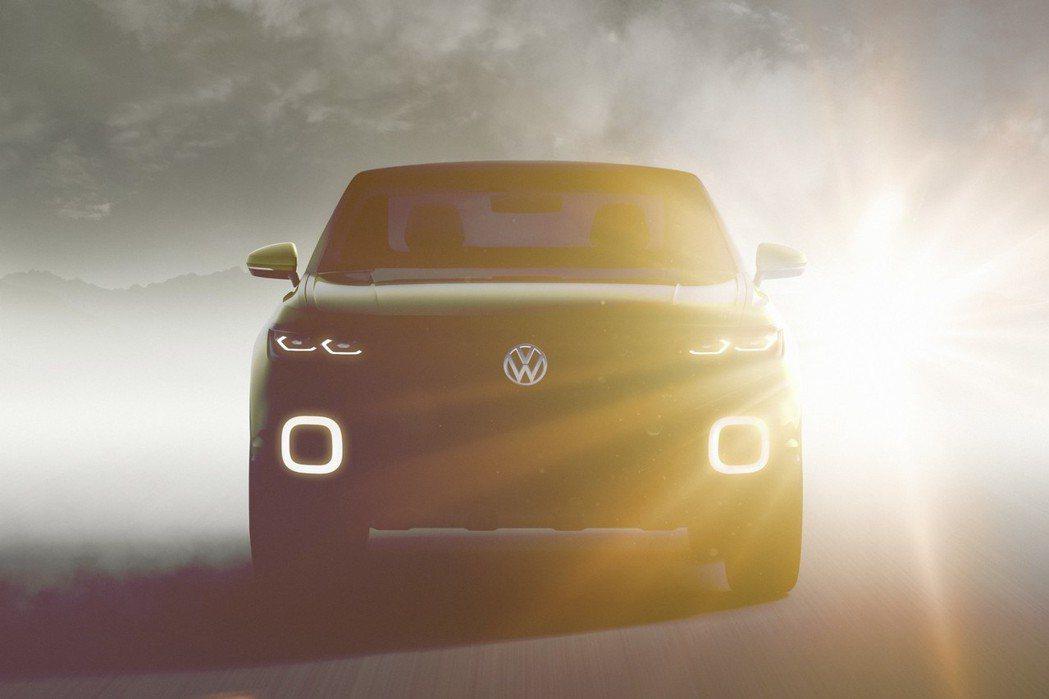 近日Volkswagen再次釋出局部外觀圖片,意圖延續討論熱潮。 摘自Volkswagen.com