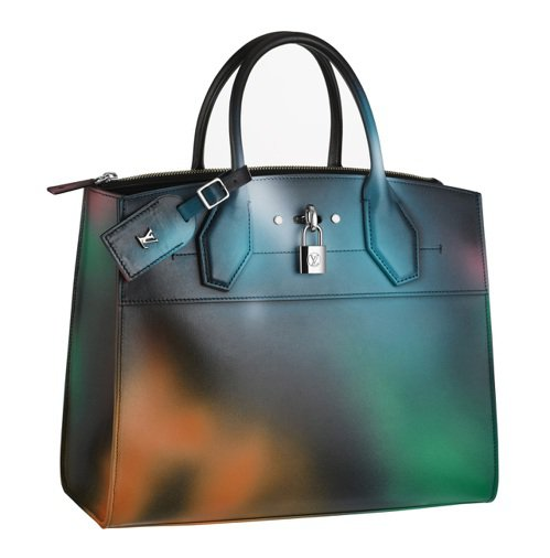 City Steamer Hologram MM ,13萬3,000元。圖/LV...