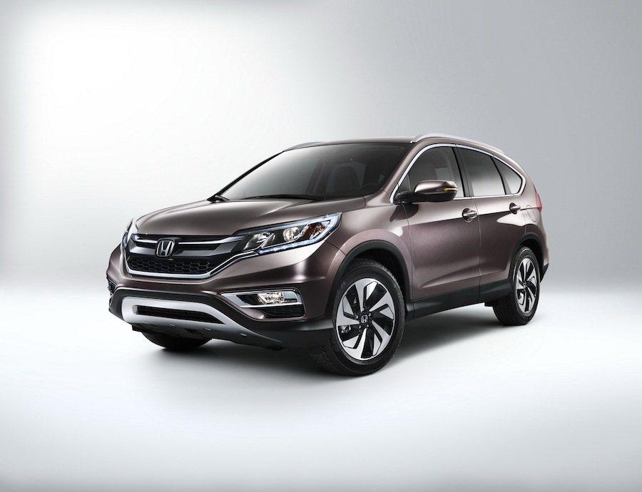 下一代的CR-V也將使用現行美規Civic上的1.5L渦輪引擎。 Honda提供