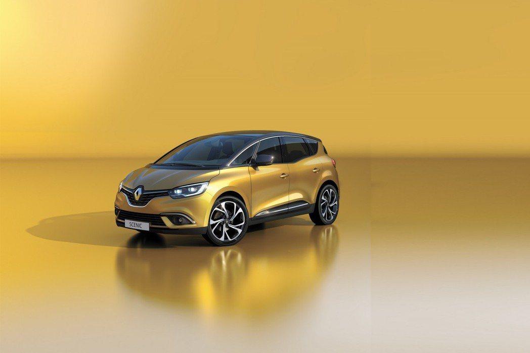 日前國外媒體曾流傳一組Renault全新Scenic的圖片,近日在原廠證實下,確...