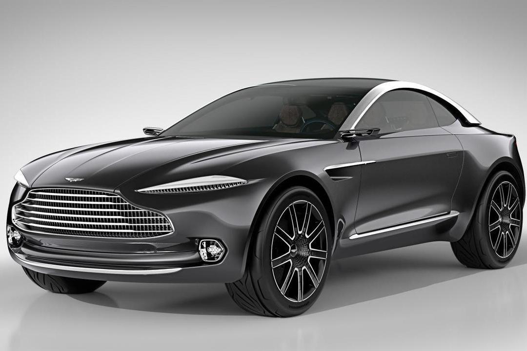 Aston Martin 也入坑 英倫跑旅SUV將於2019發表