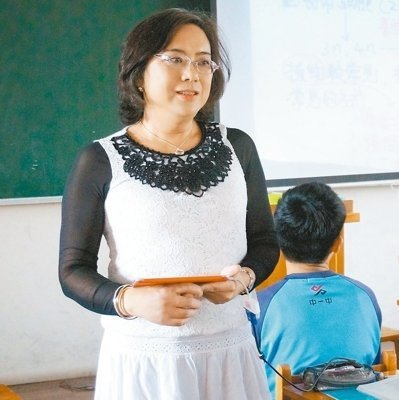 台中一中老師曾愷芯去年成功變性,為「跨性別」立下最好典範。圖/本報系資料照片