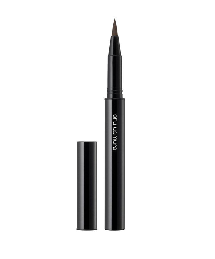 植村秀新一代超精準流線筆,售價1,290元。圖/植村秀提供