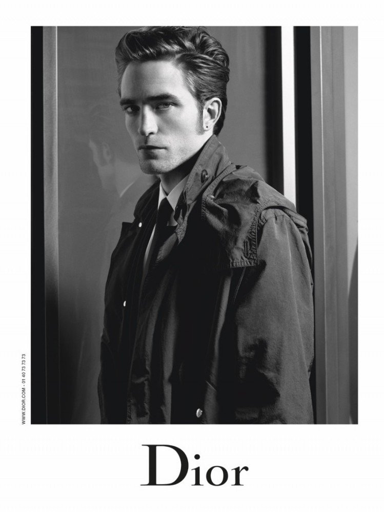 好萊塢男星羅伯派汀森繼與 Dior 男香合作已久後,近日品牌正式宣布,他將成為 ...