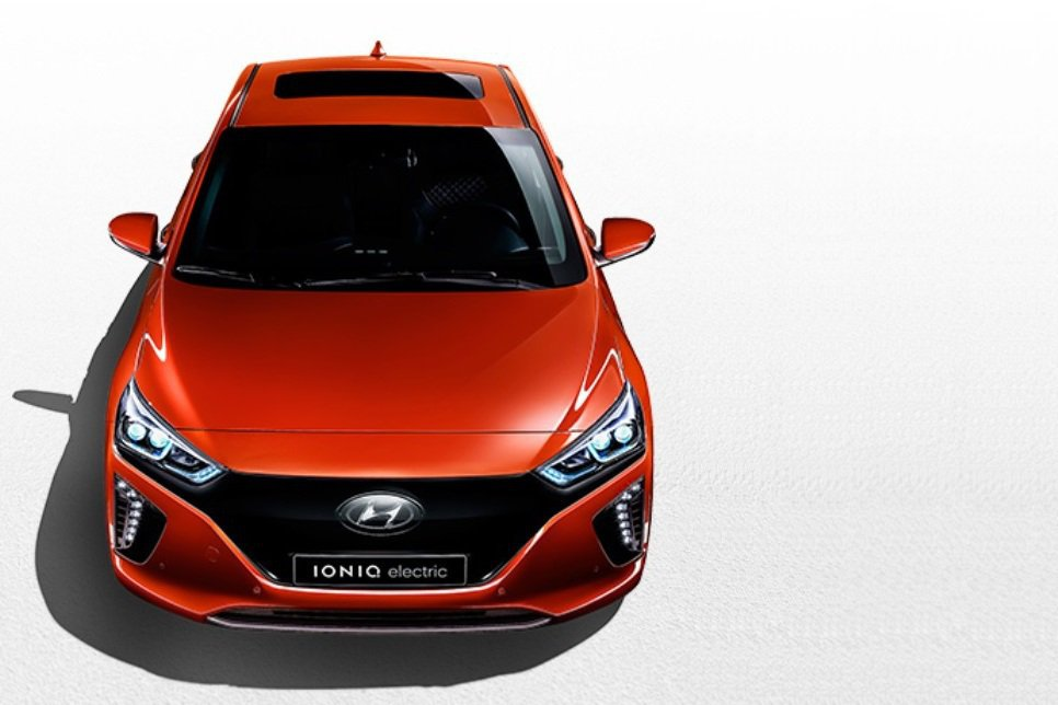 Hyundai再次宣布IONIQ Electric純電動車正式於韓國接受預訂,展現品牌企圖心。 摘自Hyundai.com