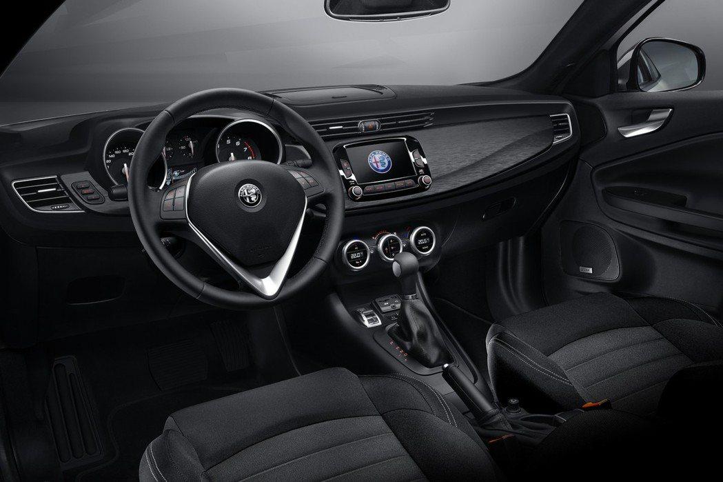 新一代Giulietta一般車型內裝變化不慎明顯,重點擺在配備的升級。 摘自Alfa Romeo.com
