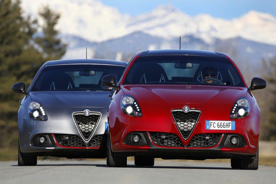 Giulietta可謂Alfa Romeo旗下的鋼砲代表作之一,原廠於車展前夕公布改款消息,讓車迷先睹為快。 摘自Alfa Romeo.com
