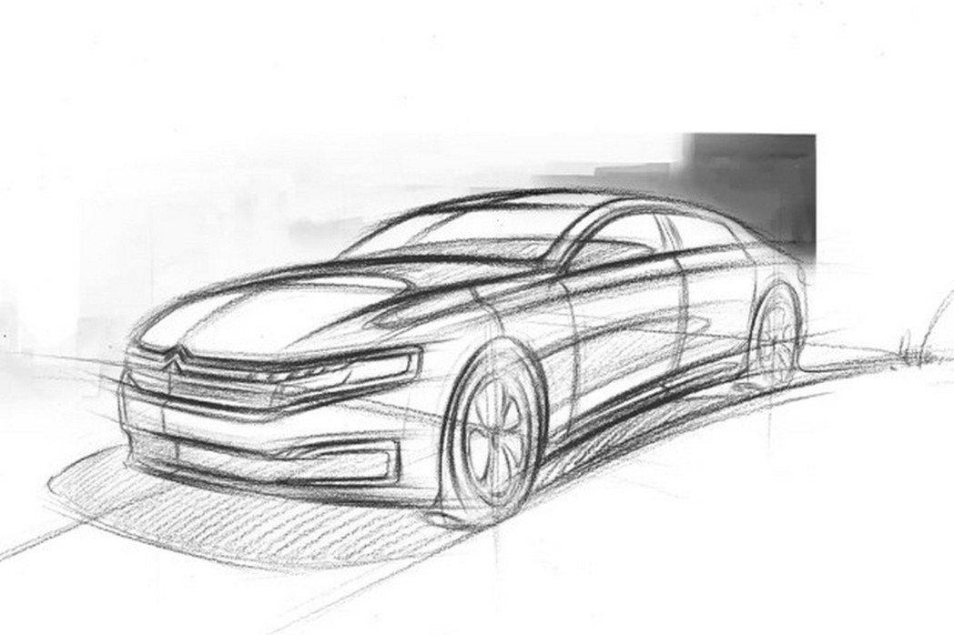 Citroen特別針對中國市場推出新一代C6大型豪華房車,並由當地東風雪鐵龍汽車...