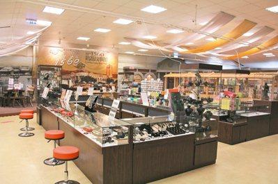 毅太成立全台首座衛浴文化觀光工廠,提供遊客購物樂趣。 記者盧禮賓/攝影