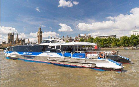 水陸並進終結內湖塞車?借鏡倫敦的河川巴士