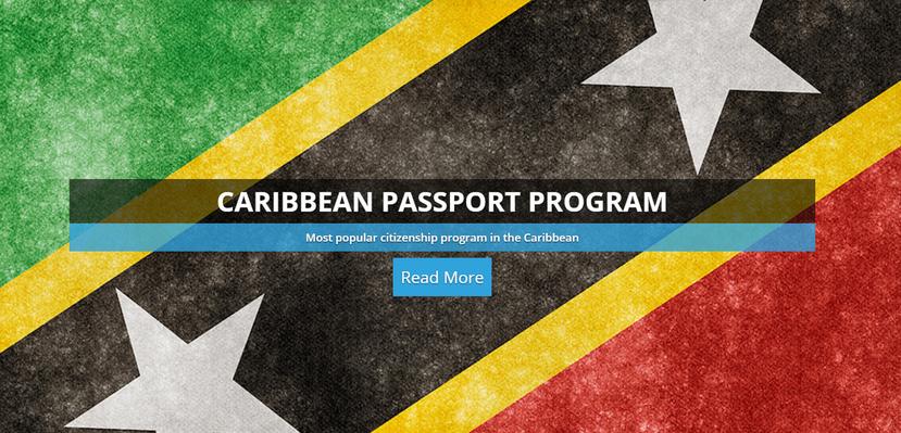 除了聖基茨的投資移民,非官方的投資移民介紹網站還提供其他加勒比海島國的移民簡介。...