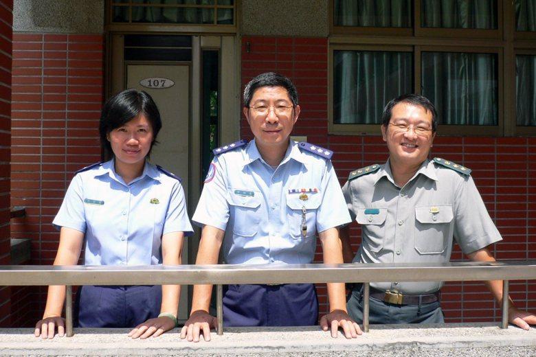 玄奘大學為台灣第一所去除教官室的大學。 圖/舉幼中提供