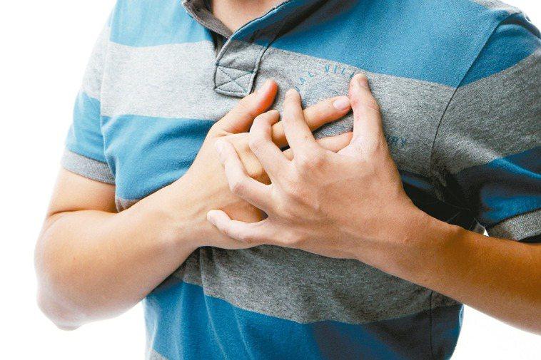 八成的心臟病與中風的過早死亡是可以預防的。記者陳立凱/攝影