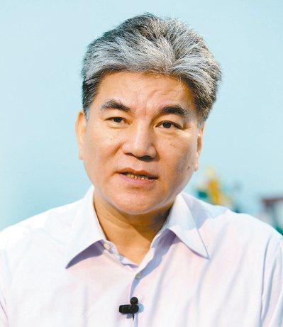 台大土木系教授、前內政部長李鴻源談國土規劃。 記者侯永全/攝影