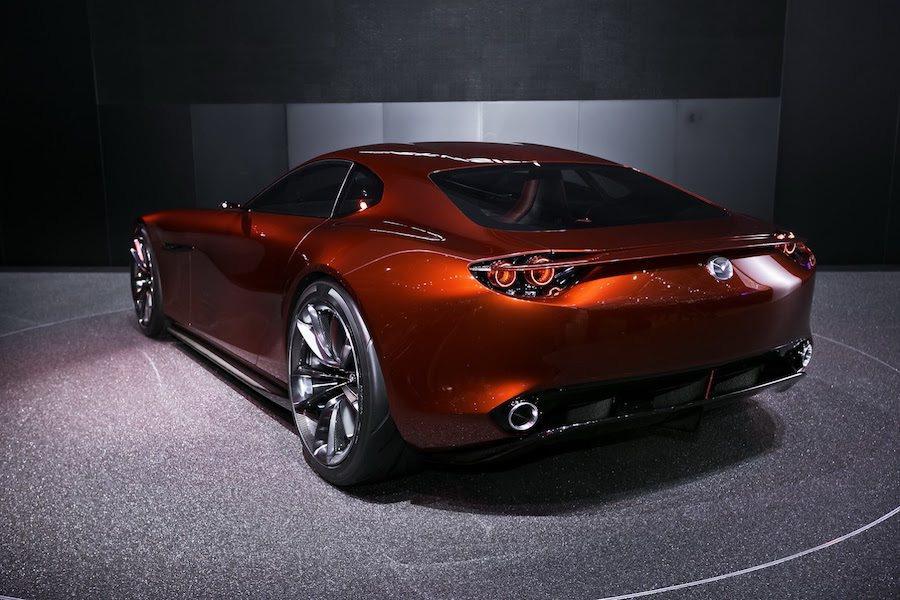 該車承襲KODO設計理念,帶來極富流線與動感的車身線條。 Mazda提供