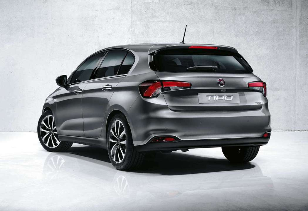 Fiat Tipo針對歐洲市場提供1.4升與1.6升汽油引擎,以及1.3升及1....