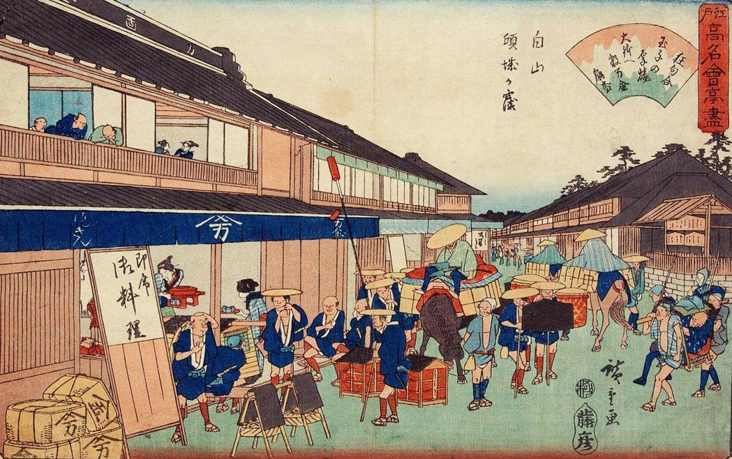 江戶由於人口大量集中,是當時最大的消費中心,經濟發展快速,庶民文化也相當活潑,其...