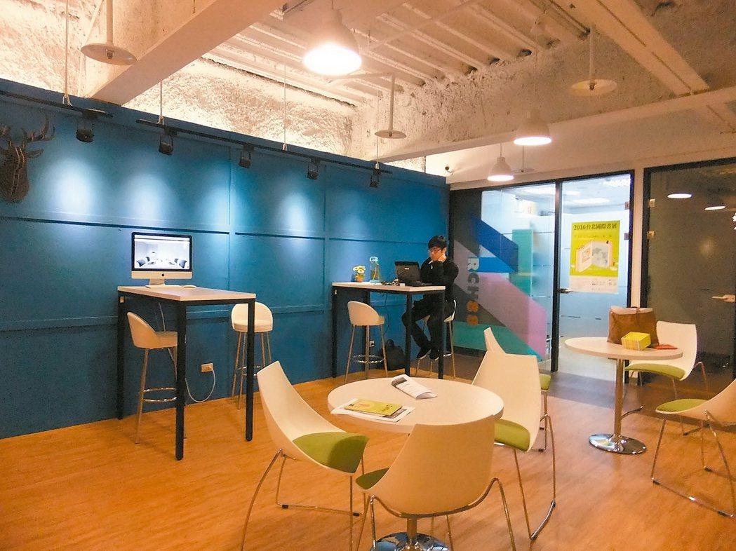 商務中心近年快速崛起。 記者游智文/攝影