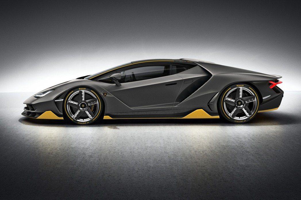 Centenario LP770-4限量超跑僅生產40部,不過早已被VIP的層峰...