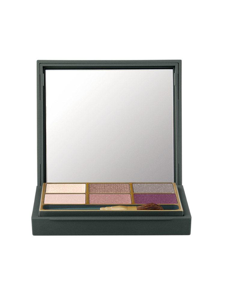 Zac Posen設計師聯名系列-六色眼影盤EyeZYoux6-5.6g $18...