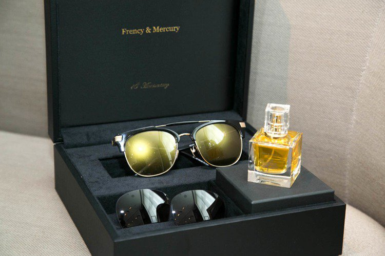 Frency & Mercury 十周年限定禮盒組。圖/Artiitra 藝術國...