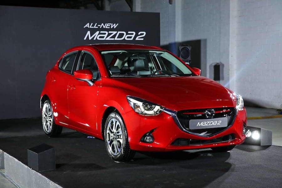 同樣屬Mazda旗下的Mazda2也通過了本次的廢氣排放實驗。 Mazda提供