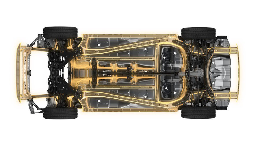新的平台在車體剛性、隔音制震與操控性都有著顯著的進步。 Subaru提供