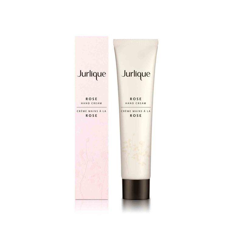 Jurlique玫瑰護手霜40ml/900元、115ml/1,700元。圖/Ju...