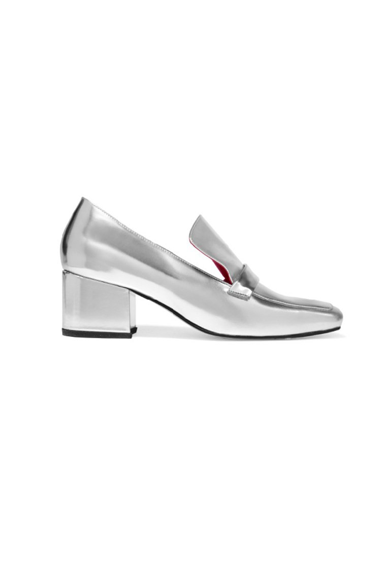 DORATEYMURTurbojet 鏡面皮革中跟鞋DORATEYMUR 的...