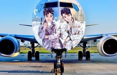 霍建華與胡歌這對目前在大陸最夯的男男CP,最近被廈門航空拿來做為票選飛機彩繪圖案的選項之一,如果最後結果真的是他們高票獲選,那粉絲們真的可以灑花了!廈門航空最近為了3月8日「女王節」舉辦一個飛機彩繪...