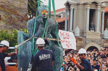 校園的銅像政治:牛津大學的轉型正義爭論