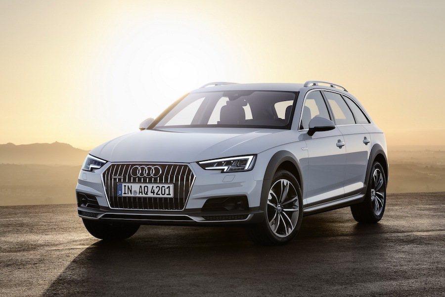全新Audi A4 Allroad Quattro已於歐陸正式販售。 Audi...
