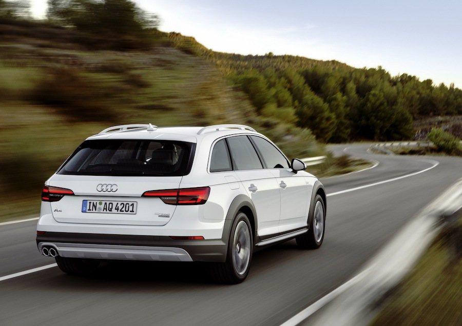 除了歐陸市場外,A4 Allroad也預計在美國市場販售。 Audi提供