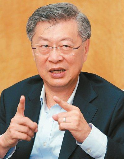 行政院前院長 報系資料圖陳冲